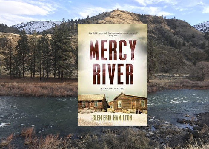 Travel to Oregon's Mercy River with Glen Erik Hamilton