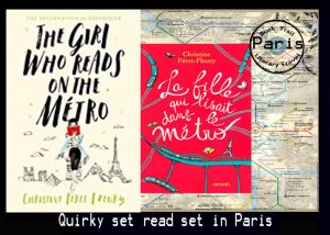 The Girl Who Reads on the (Paris) Metro - Christine Féret-Fleury