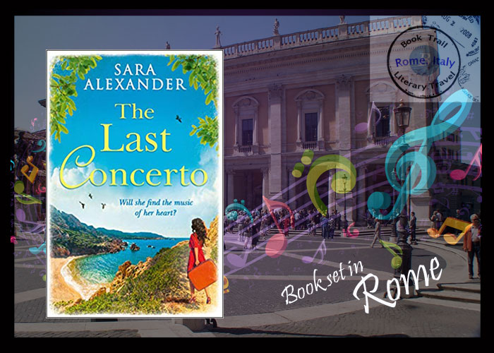 Novel set in Sardinia and Rome - The Last Concerto by Sara Alexander