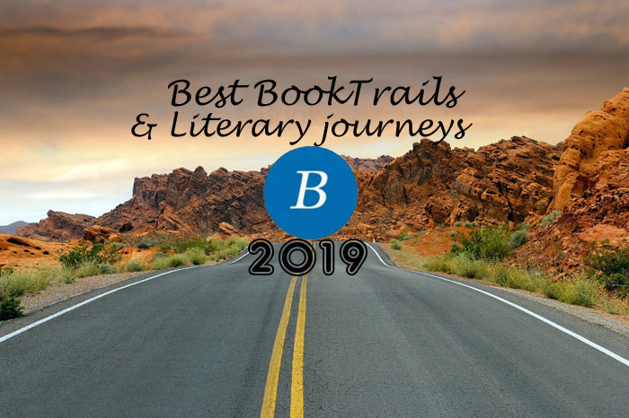 Travel the Best BookTrails and Literary Journeys of 2019