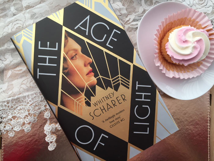 Book set in Paris - The Age of Light, Whitney Scharer