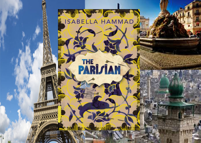 Book set in the Middle East and France - The Parisian by Isabella Hammad