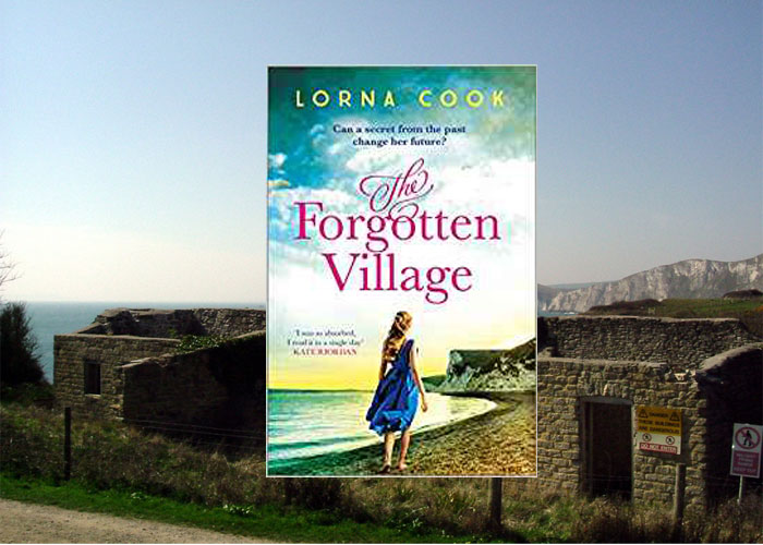 Mystery set in Tyneham - The Forgotten Village by Lorna Cook