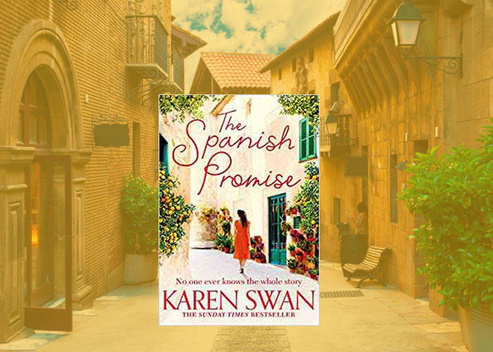 War time read set in Spain Spanish Promise by Karen Swan