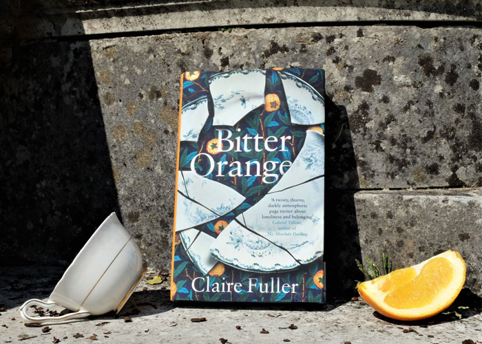Travel to Hampshire with Claire Fuller's Bitter Orange BookTrail