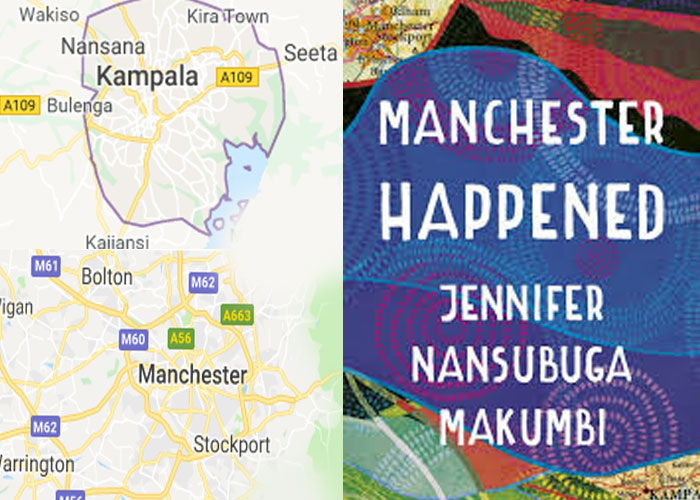Short stories set in Manchester and Kampala - Jennifer Nansubuga Makumbi