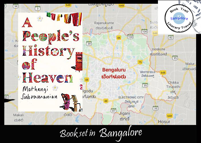 Bangalore set read, A People's History of Heaven