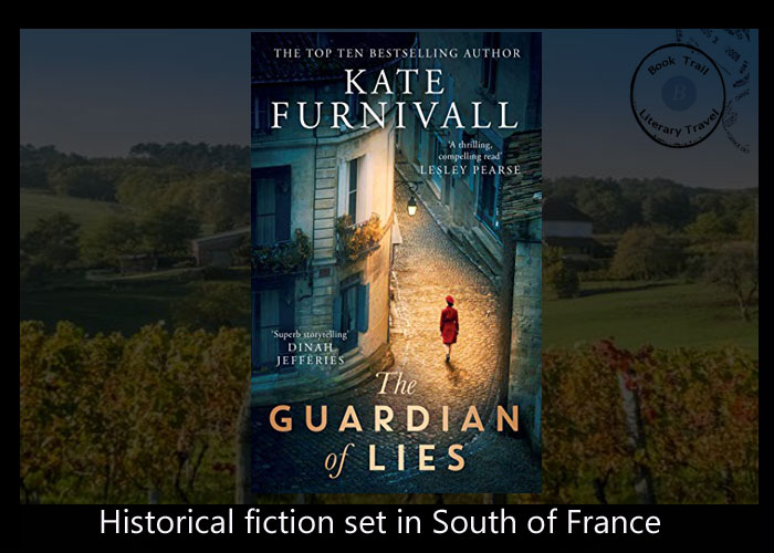 Histfic set in France - Guardian of Lies, Kate Furnivall