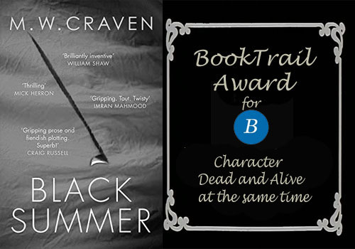 The BookTrail Awards 2019