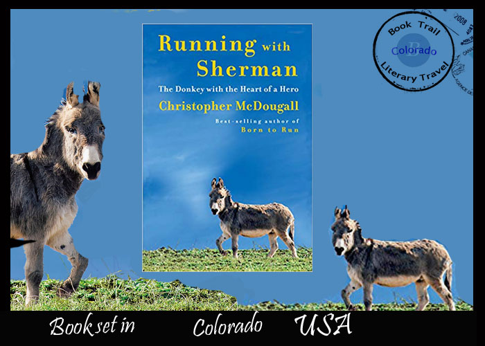 Memoir set in Colorado, Running with Sherman by Christopher McDougall