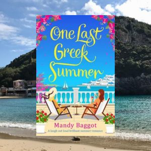 Travel to Greece for One Last Greek Summer with Mandy Baggot