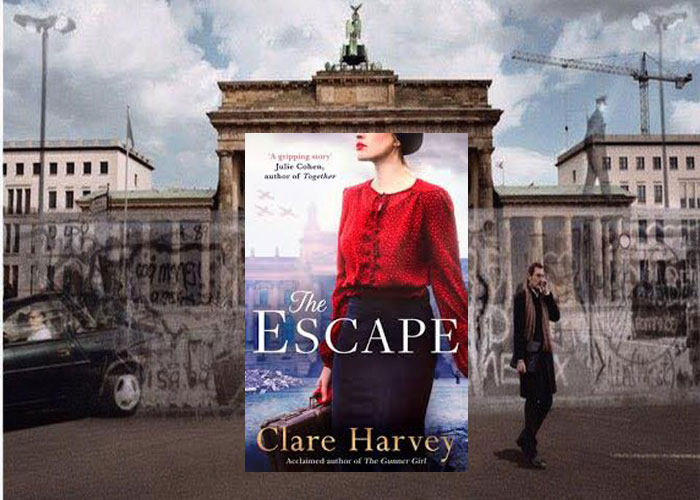 The Escape Clare Harvey