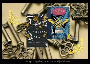 Magical mystery set in New York - The Starless Sea Erin Morgenstern