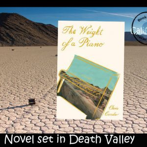 Travel to Death Valley with Chris Cander and her piano