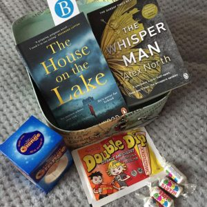 The BookTrail Birthday Competition