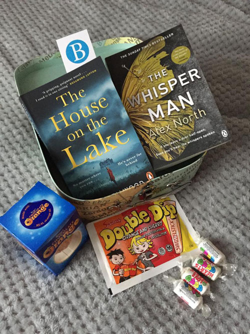 BookTrail Birthday Competition