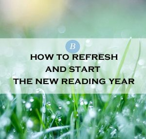 Refresh your reading – A New Year of books