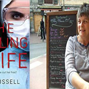 Travel to locations of The Healing Knife with SL Russell