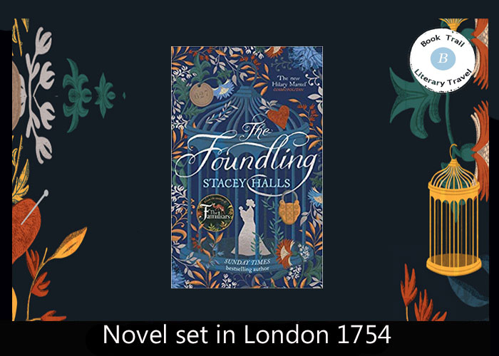 Novel set in London - The Foundling by Stacey Halls