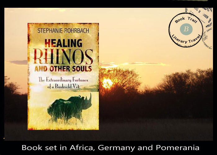 A hippo journey from Africa to Pomerania with Steffi Rohrbach