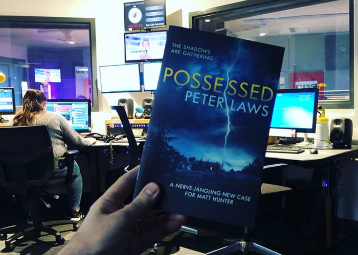 Travel into Possessed Country with Peter Laws