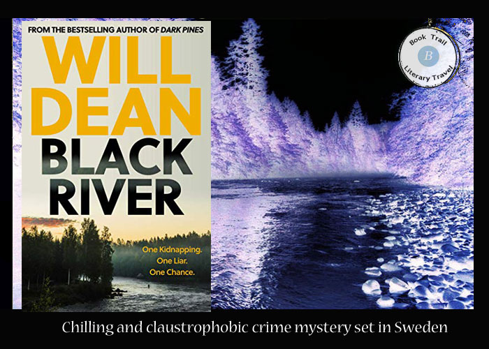 Crime fiction set in Sweden - Black River by Will Dean