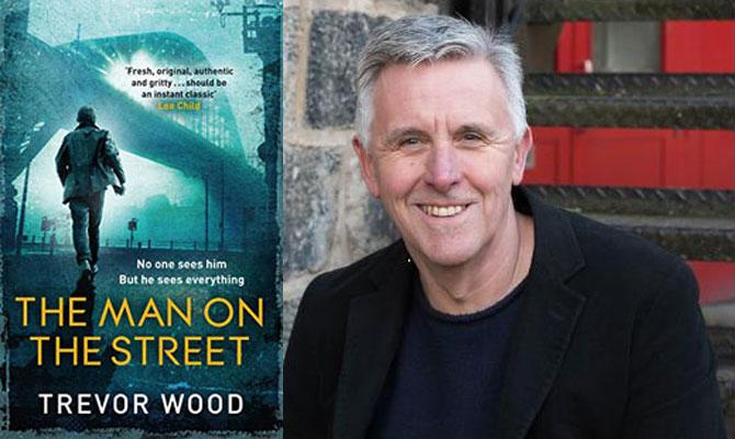 Literary settings in crime novels by Trevor Wood