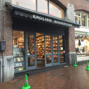 BookTrail Great Bookshops around Amsterdam
