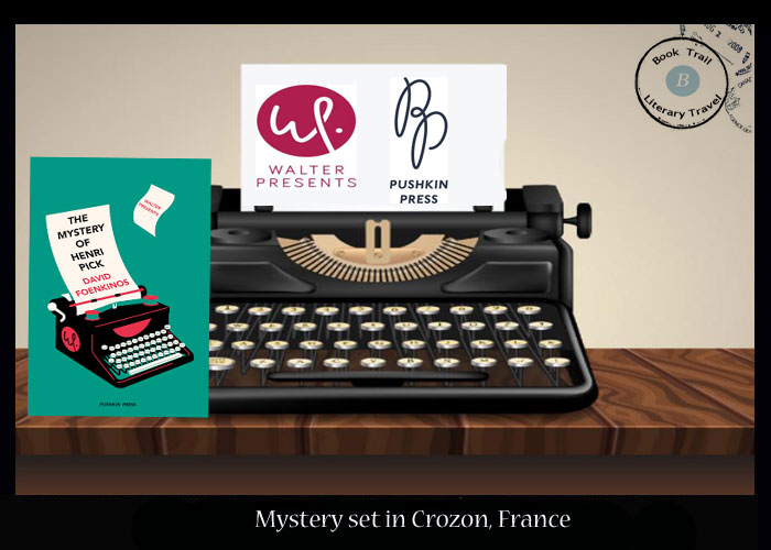 Mystery of Henri Pick set in Crozon, France - David Foekinos