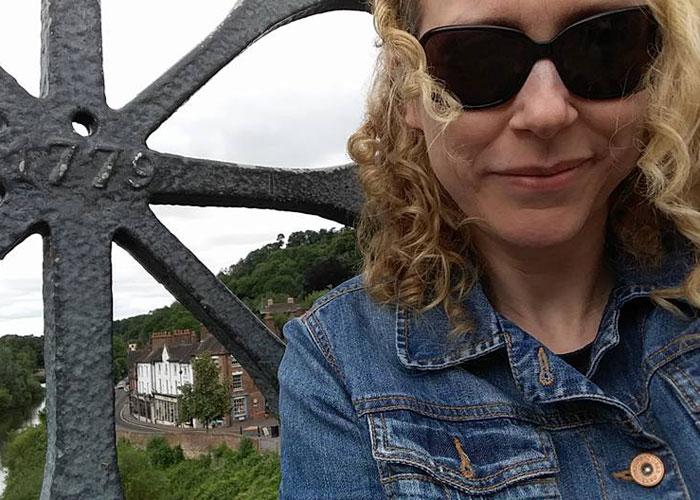 Travel to Ironbridge with Mollie Walton