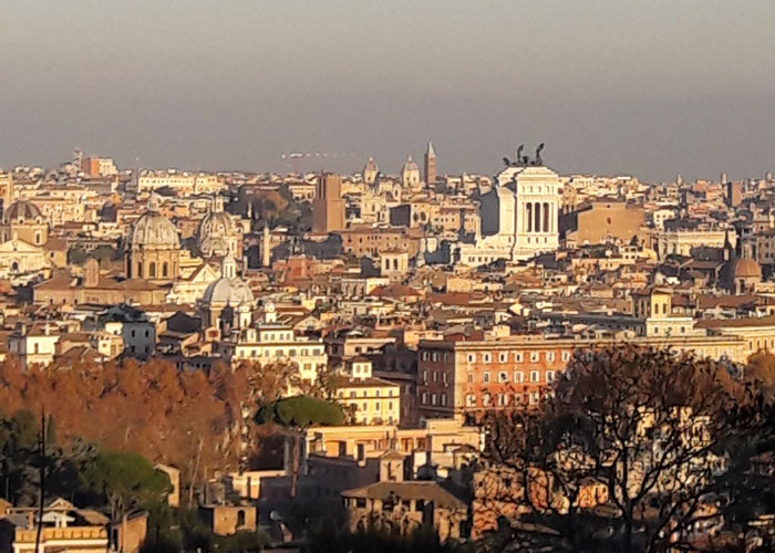Travel to Rome with Kate Eberlen