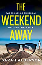 the weekend away sarah alderson