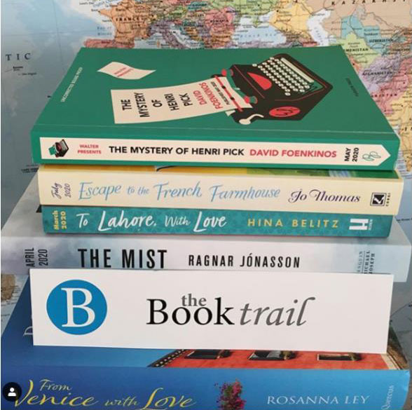 Package Holidays in Books