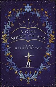 a girl made of air Nydia Hetherington