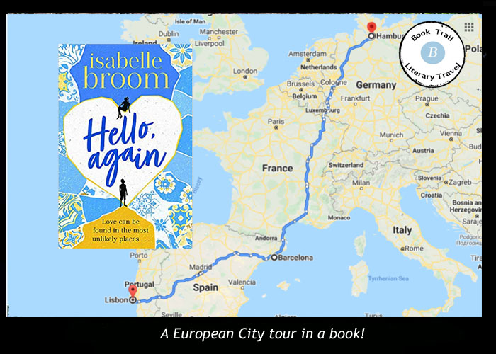 Hello Again set in 3 European cities - Isabelle Broom