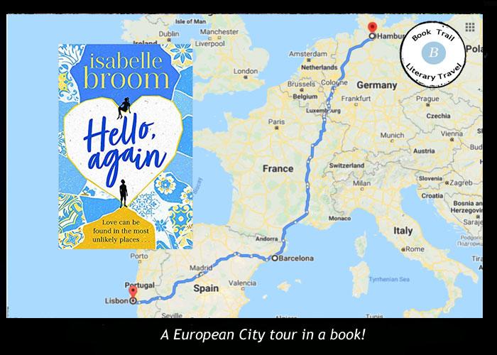 Hello Again set in 3 European cities - Isabelle Broom