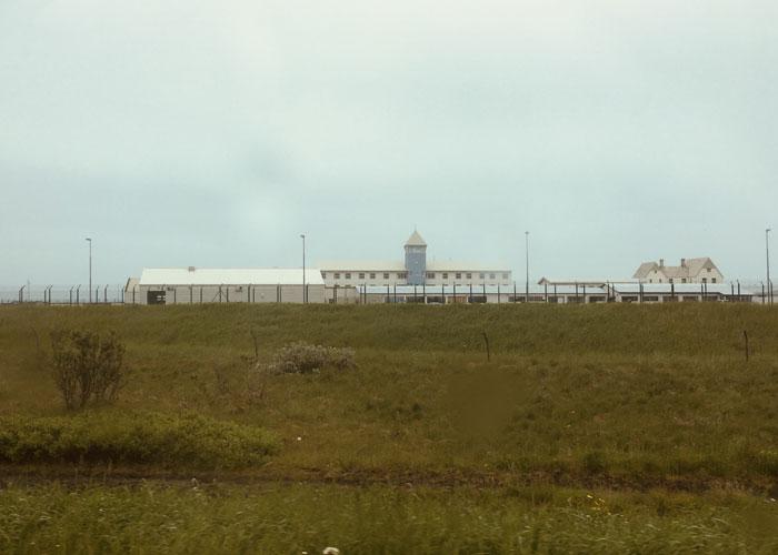 Prison (c) Quentin Bates