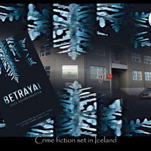 Icelandic Political thriller by Lilja Sigurðardóttir