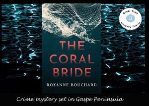 Coral Bride set in Gaspe Peninsula