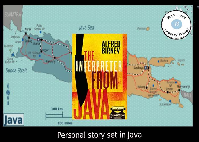 Travel with The Interpreter from Java and Alfred Birney