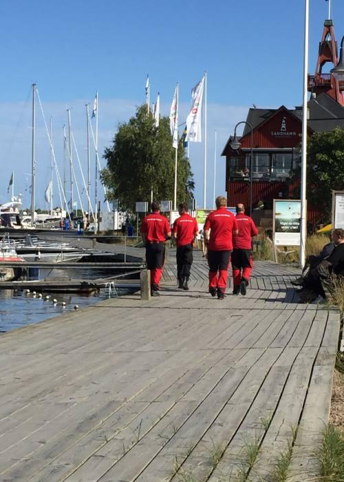 Literary locations on Viveca Sten's Sandhamn