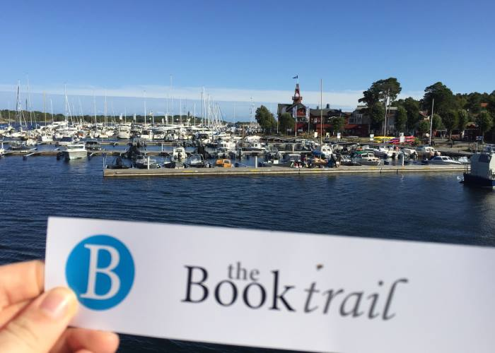 Sandhamn (c) The BookTrail