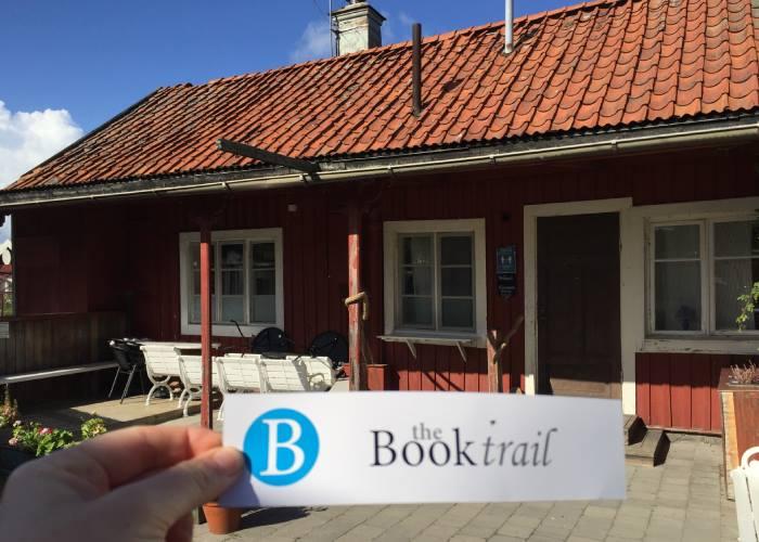 Literary locations on Viveca Sten's Sandhamn Sandhamn bakery (c) The BookTrail
