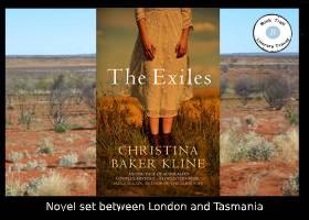 Novel of Exiles set from London to Tasmania