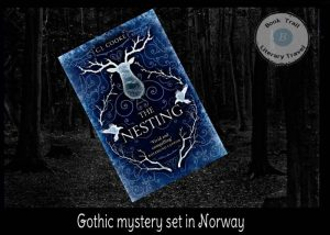 Gothic novel set in Norway - The Nesting CJ Cooke