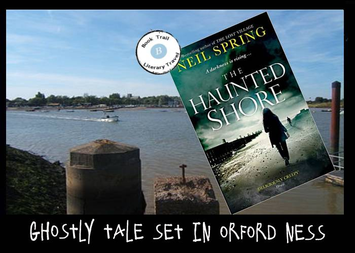 Ghostly tale set on the haunted shore of Orford Ness
