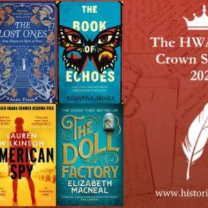 HWA Debut Crown Shortlist announced!