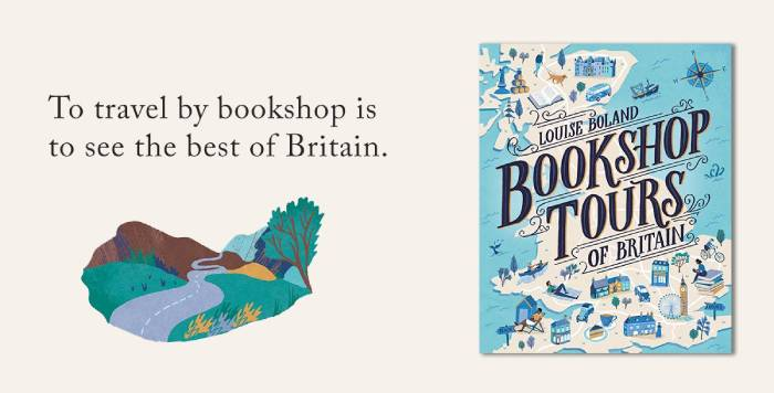 Bookshop Tours of Britain