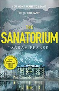 The Sanatorium Sarah Pearse