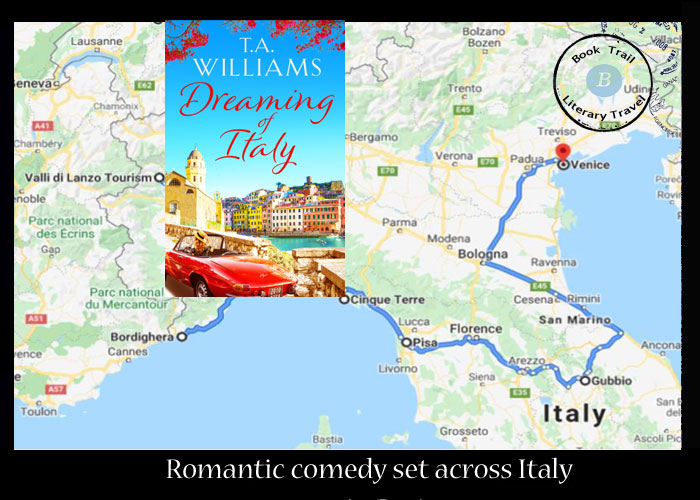 Dreaming of Italy with TA Williams